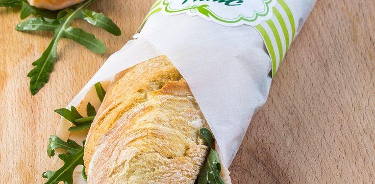Menù Focaccia & Insalata